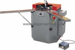 Window Machine of Aluminum Single Head Corner Crimping Machine (LZJ-120C)