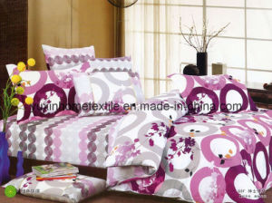 100% Cotton Sheet Sets, Hometextile (YX-C601)