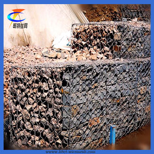 Supply Quality Galvanized Gabion Mesh pictures & photos
