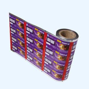 Zx Factory Price Sealing Film for Food pictures & photos
