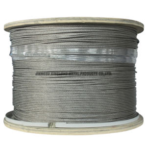 Stainless Steel Wire Rope(7x7-2.0) pictures & photos