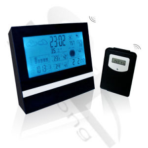 Weather Station Clock (SL-53035P)
