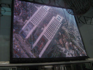 LED Flexible Screen (BH-F25-5050A)