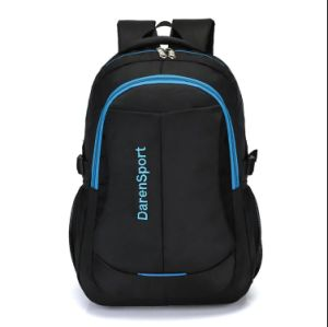 Teenagers Oxford Fabric High School Men Outdoor Gym Sports Backpack