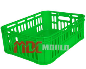 Collapsible Crate Mold