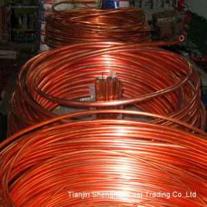 Best Quality Copper Tube (C10200) /Copper Pipe (C12000) pictures & photos
