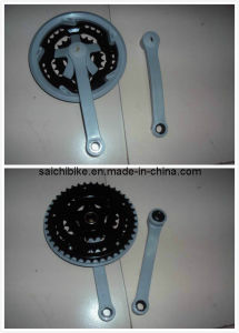 Good Quality Chainwheel 48/38/28t with Plastic Cover