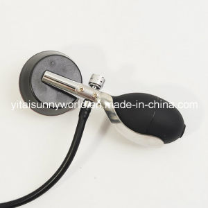 Zinc Alloy Head Palm Type Sphygmomanometer (SW-AS11) pictures & photos