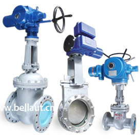 Motorized Device for Gate Valve, Electric Gate Valve