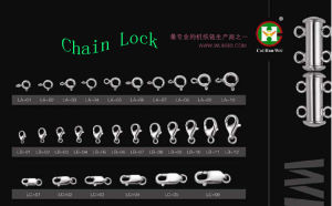 Chain Lock, Clasp (LA/B/C) pictures & photos