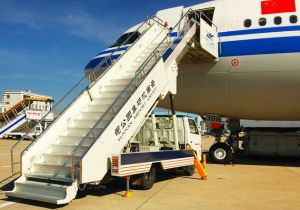 Aircraft Passenger Boarding Stairs (P58)