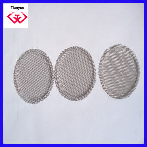 High Quality Ss Sintered Filter Disc/Anping Factory pictures & photos