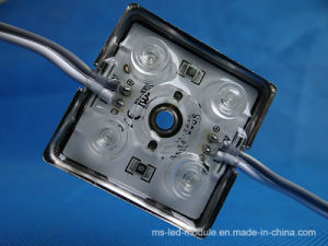 4 Chips LED Module for Light Box Backlight pictures & photos