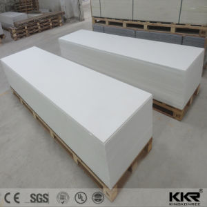 Building Material Artificial Stone Solid Surface Countertop Big Slabs (170612) pictures & photos
