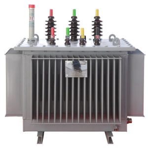 Top Quality Oil Immersed Power Transformer for Factory/Community S11, S13-30~1600/10