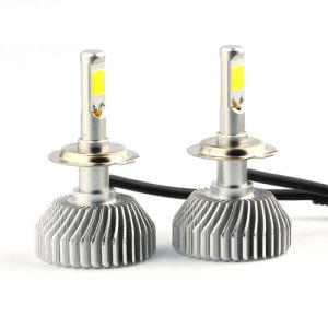 30W COB 5000lm DC12-24V H3 LED Headlights for Trucks pictures & photos