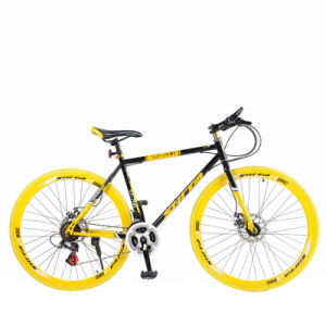 China High Carbon Steel Frame 700c 24 Speed Cheap Racing Bicycles Road Bike for Sale - China Racing Bicycles, 700c Road Bike