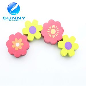 Lovly Preety Eraser Flower Shaped Eraser for Kids pictures & photos