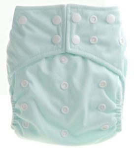 Cloth Diaper-Top Two Layer of Snaps (OEM) pictures & photos