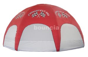 0.6mm PVC Inflatable Igloo Tent for Sale (TEN30)