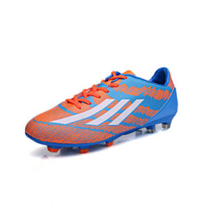 Sports Football Boots Comfortable Cheap Fashion for Men Boys (AK15877-2D) pictures & photos