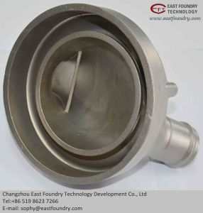 Precision Investment Casting for Car Parts