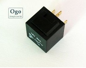Ogo Branded Automotive Relay 24V 80A pictures & photos