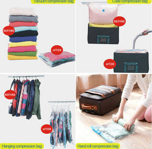 Cheapest Price High Quality Vacuum Hanging Bag pictures & photos