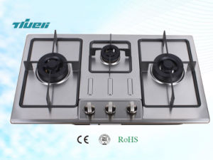 Stainless Steel Table Gas Cooker, Gas Hob/Trs3-701
