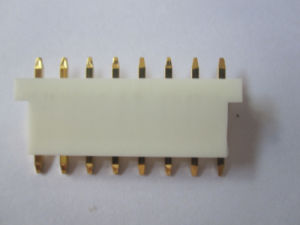 3.96mm AMP Wafer Connector, Straight, Tin Plate or Gold Plated pictures & photos