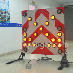 En12966 Standard Tma Truck Mounted LED Arrow Board Sign pictures & photos