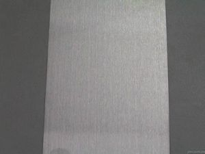 Hairline 430 Stainless Steel Plate for Construction