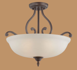 Antique Semi Flush/Ceiling Lamp (1573RBZ)