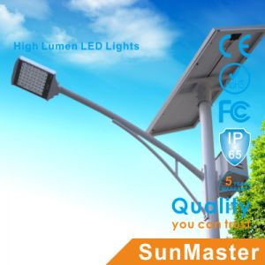 Outdoor 5m6m7m 8m Pole Solar Road Light Path Light Garden Light with Advertisement Box pictures & photos