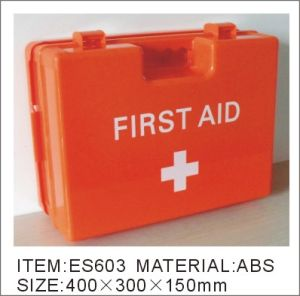 Es603 China Manufacturer First Aid Box Case Kit pictures & photos