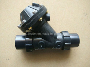 "Jieming 2"" Y Pattern Diaphragm Valve for Water Treatment Plant pictures & photos"