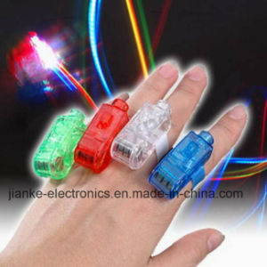 Christmas LED Magic Finger Lights with Logo Imprint (4012)