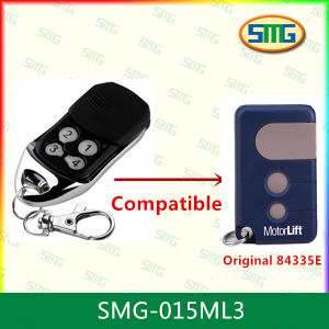 Compatible with Chamberlain 84335e Remote Control, 433, 92MHz Rolling Code