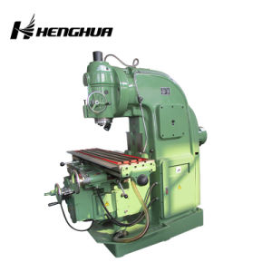 China Manufacture Economic New Designed Numerical Control Equipment Vertical CNC Knee Type Milling Machine Center Price