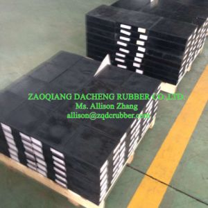 Elastomer Bearing Pads/Bridge Elastomeric Rubber Bearing/Neoprene (with steel plates) Made in China pictures & photos