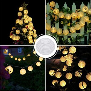 Light Waterproof Patio Lights Globe