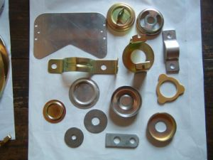 Sheet Stamping Stamped Metal Parts pictures & photos