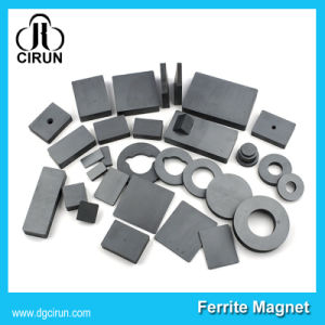 Widely Use C5 C8 C10 Y30 Y30bh Y35 Y40 Industrial Ceramic Ferrite Magnet