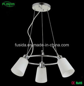 Glass Indoor Light White Pendant Lighting Series Lighting pictures & photos