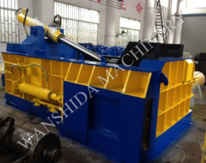China Light Scrap Metal Baling Machine Ce Approved