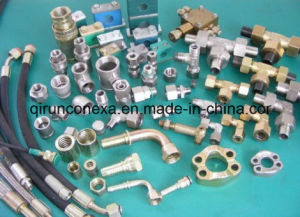 Hydraulic Fittings pictures & photos