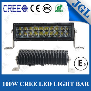 CREE LED Light Bar Offroad 100W E-MARK Ce RoHS