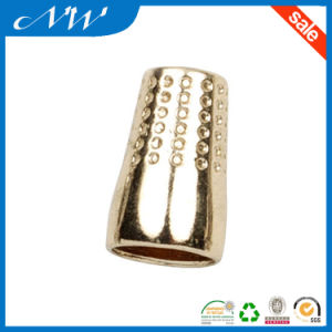 Customized Zinc Alloy Cord End Stopper