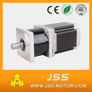 Hybrid NEMA 23 Planetary Gear Box Stepper Motor pictures & photos