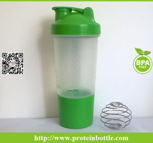 500ml Water Bottle with Staineless Steel Mixing Ball pictures & photos
